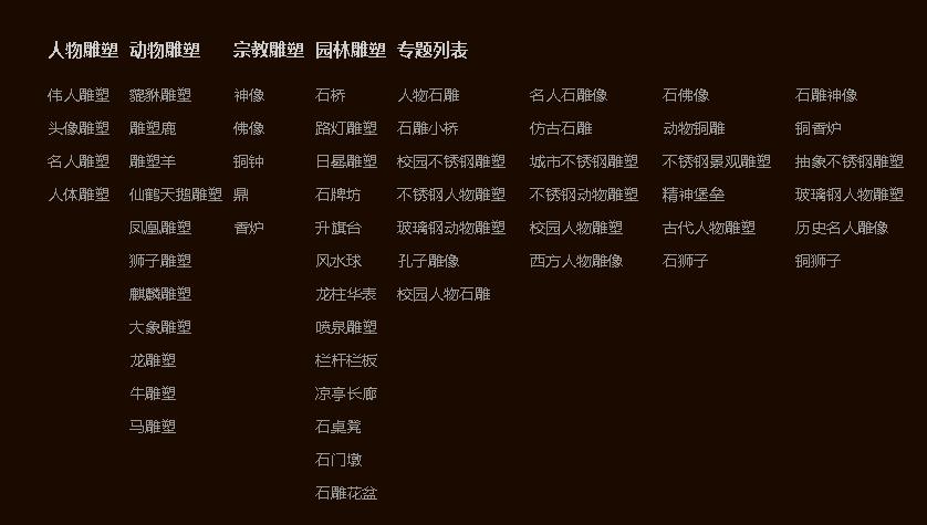 页面底部调取所有二级产品类目及专题